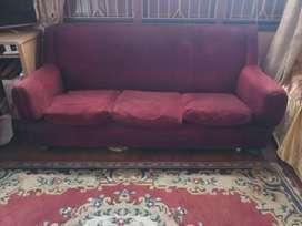 3+1+1 Comfy sofa set