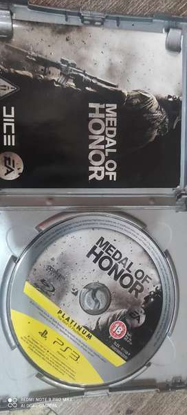ps3 metal of honor