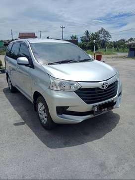 Toyota Avanza 2017 orisinil Dari BARUnya
