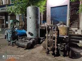 Air reciver compressor