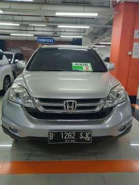 Honda CRV 2.0 metik 2010-tgn 1-full ori-tdp 10jt-mgk kemayoran