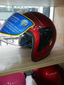 Half face full face china and local helmet available