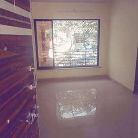 1bhk fresh flat available on rent in Dombivali.