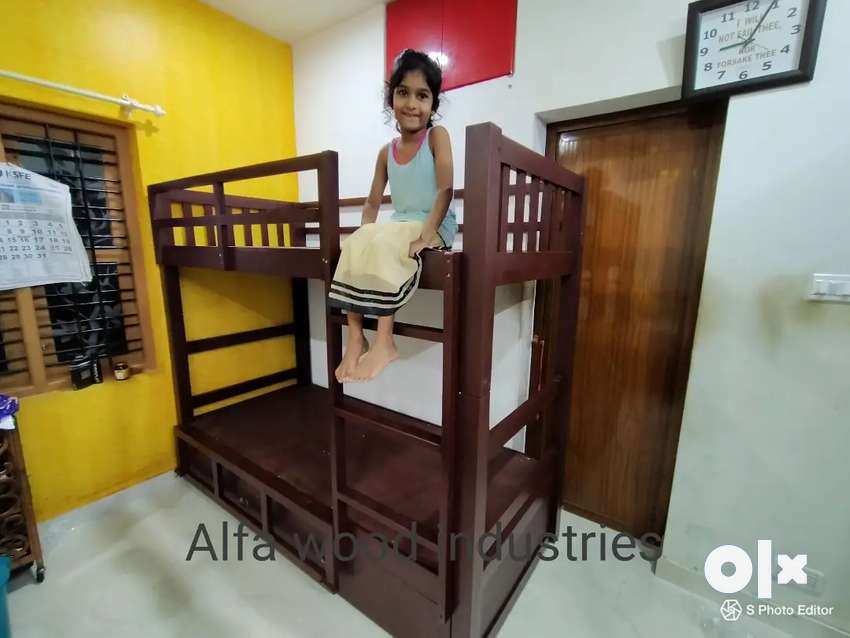 Bunk bed available.factory direct 0