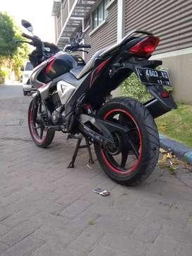 Honda Megapro fi 2014 akhir