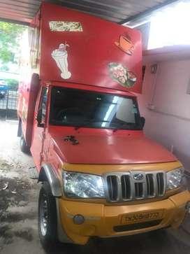 Bolero maxi truck plus(food container)
