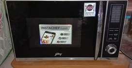 Microwave oven(Godrej) 28liter.6,000/ only
