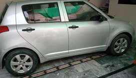 Suzuki swift available for rent with driver for Every City