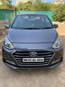 Hyundai Xcent Petrol Well Maintained