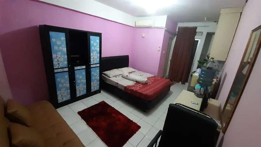 Disewakan Apartemen Cibubur village Studio 0