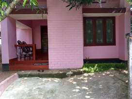 8 cent 2 BHK old house