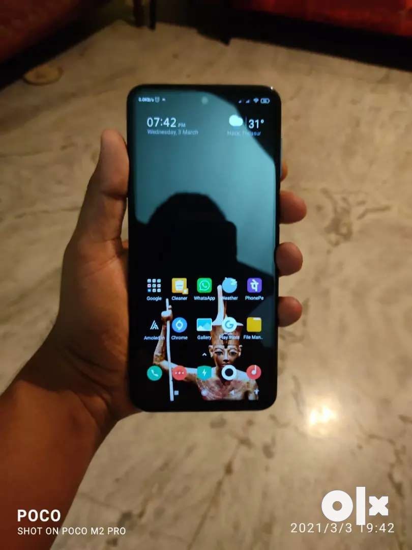 Poco m2 pro for sale as new condition itself 0