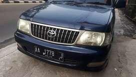 Kijang lsx thn 2003 manual bensin