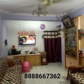 2 BHK Flat on 2nd floor,Road touch Apartment (NEGOTIABLE)