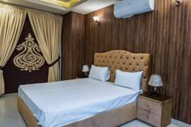 executive class 2bedroom furnish for DAILY BASIS available bahria