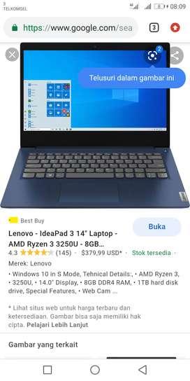 Di cari laptop no minus