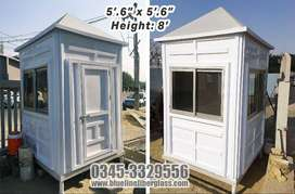 Portable Cabin & Mobile Rooms | Blue Line Fiberglass