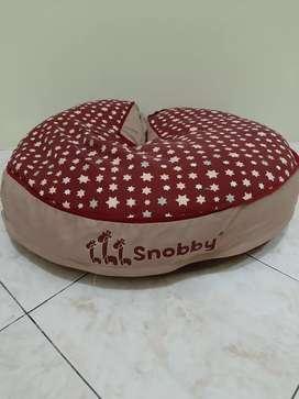 Bantal menyusui merk Snobby