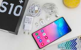 Samsung s10 Plus available on instalment with 0% advance
