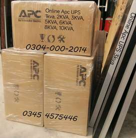 APC RT 1000VA/2000VA ONLINE UPS BOX PACKED