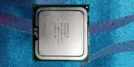 Pentium 4 processor with motherboard