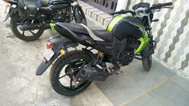 Well maintained Fz S with superb mileage