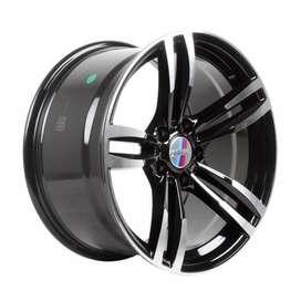 Pelek Mobil -HSR VALDESTA 51673 Ring18 warna (BMF)