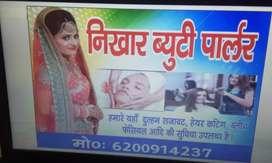 Nikhar beauty parlor