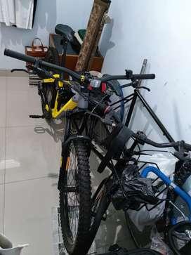 Roadbike Jadul nego sampai jadi
