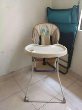 Baby chair hauck