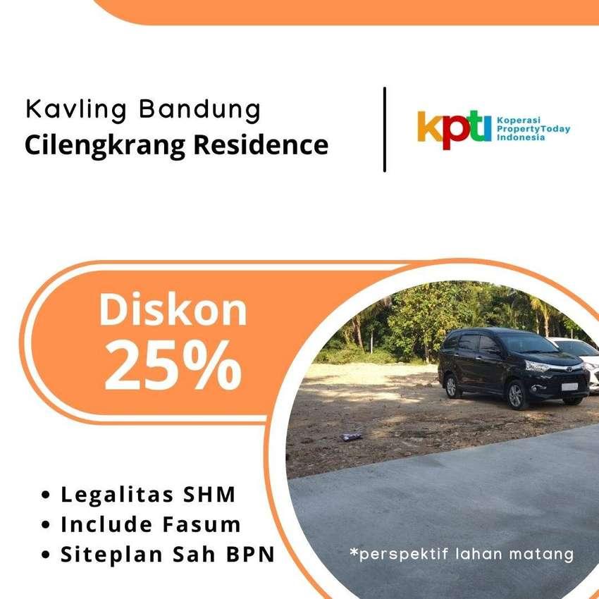 Dekat Kampus UIN Bandung, LD mulai 8 meter: Cicil 12X Non Bunga