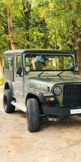 Mahindra thar all original with record PB number
