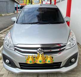 Suzuki ertga Gl manual ( MT ) th 2018 silver