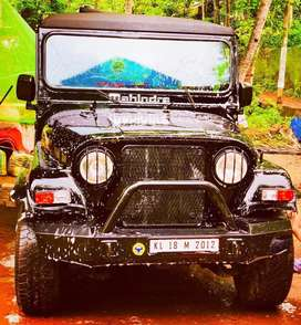 Mahindra Thar 2013 Diesel 60000 Km Driven