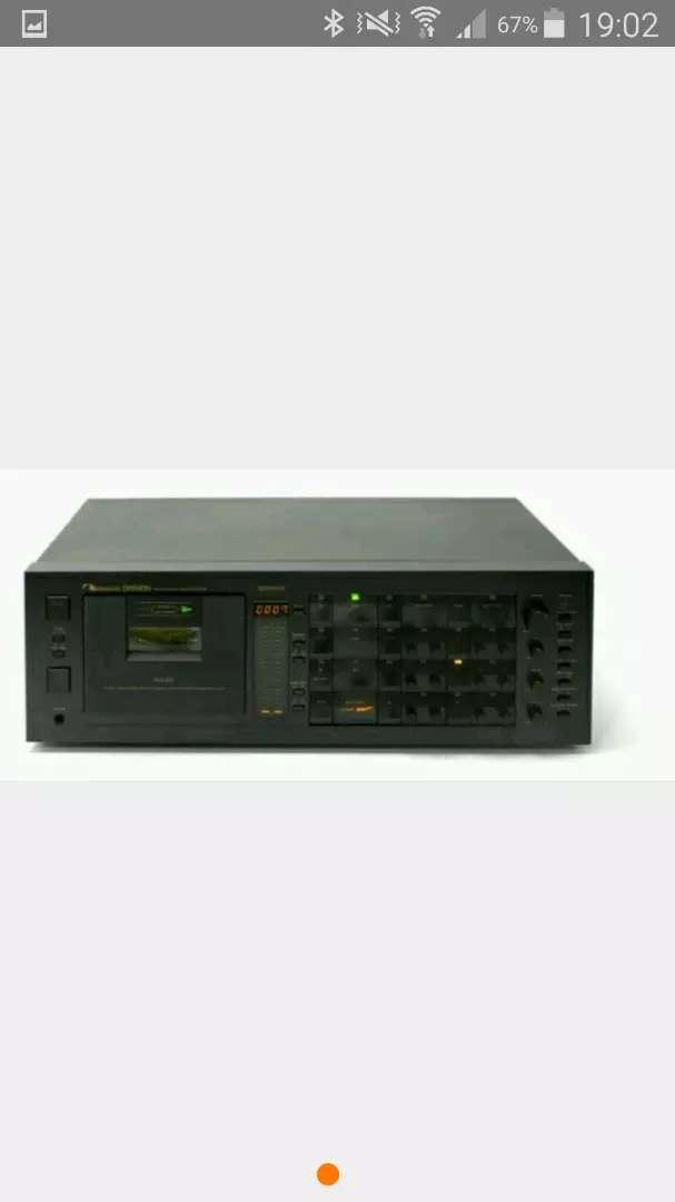 Dicari Tape deck Nakamichi Dragon dan RX-505 kondisi Rusak/baik.