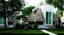 Farmhouse & cottages