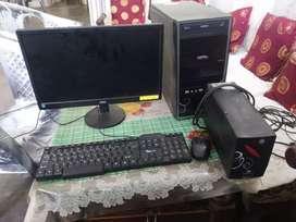 Like new computer R. S 10000