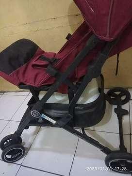 Stroller Baby Elle Matrix Max 25KG