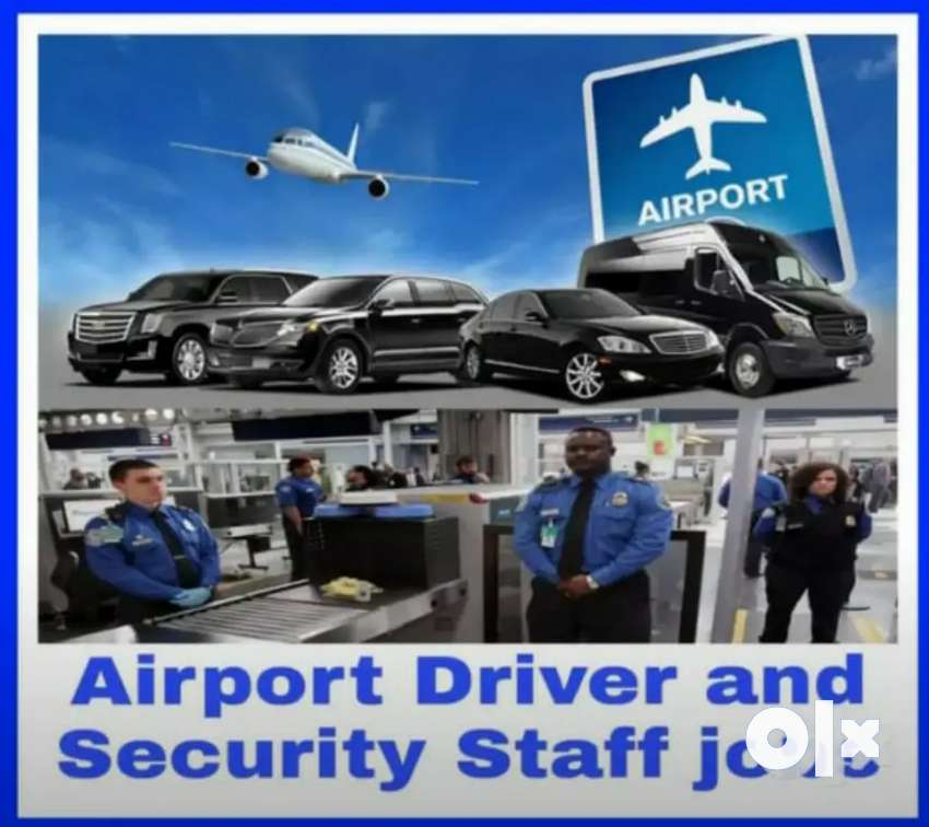 Hiring in Airport Driver 0