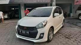 Daihatsu Sirion D MT 2015 Angsuran Ringan KM LOW LIKE NEW