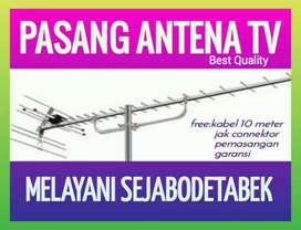 Solusi Online Pasang Baru Antena TV Perpaket