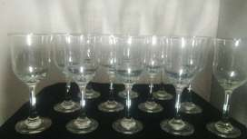 "gelas kristal 12 pc "" luminarc """