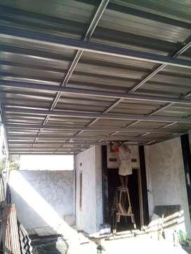 Canopy baja ringgan murah