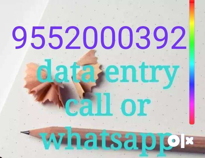 .wanted genuine Part time home based data entry workers for genuine wo 0