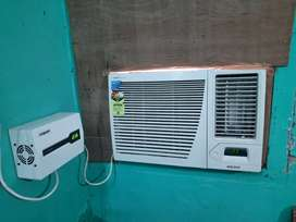 ac with stabilizer n 15 amp er switch with papers