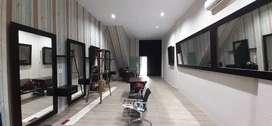 Wallpaper  Minimalist Special Barbershop Concept