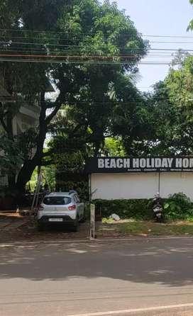 Restaurant and coffee shop Goa baga beach