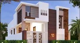 3BHK Duplex  Villa - 32 lacs@Mathampalayam, CBE to Mettupalayam NH