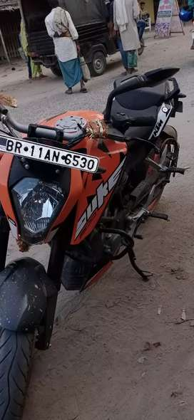 Full maintain bike single hand and first owner