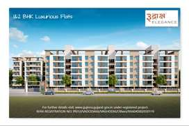 HURRY BOOK NOW 1BHK FLAT IN VMC LIMIT- WAGHODIA ROAD- RUDRAKSH ELEGANC